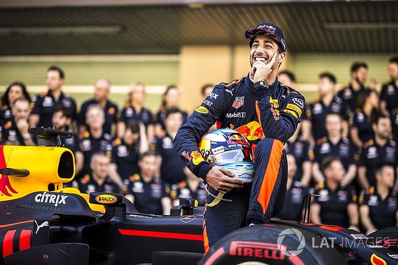 """Ricciardo veut gagner le titre """"en étant le meilleur"""" cette année-là"""