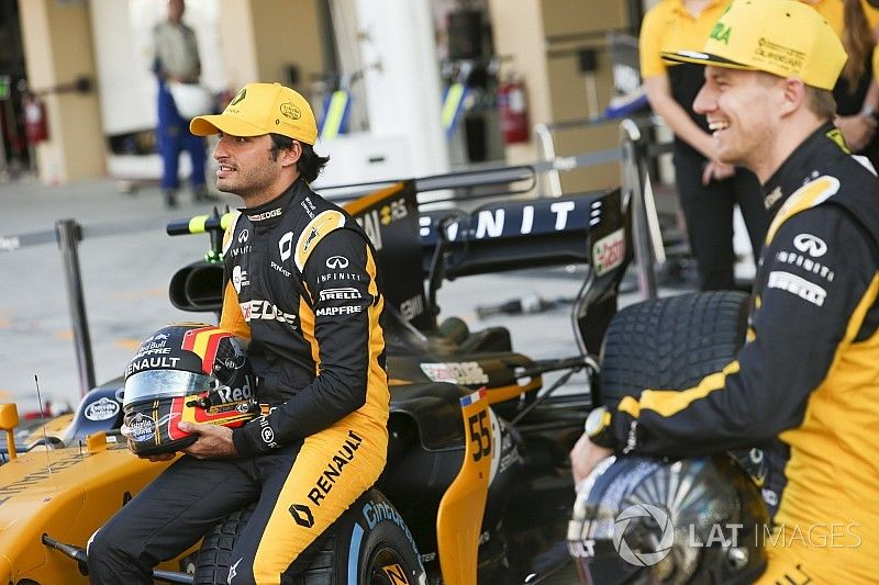 """Renault : Hülkenberg et Sainz font une """"immense différence"""""""