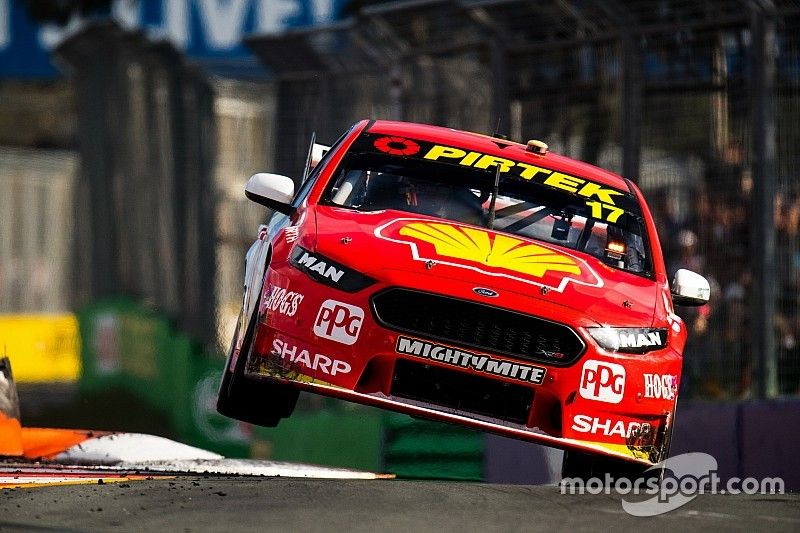 Shared format for Sandown, Gold Coast Supercars races