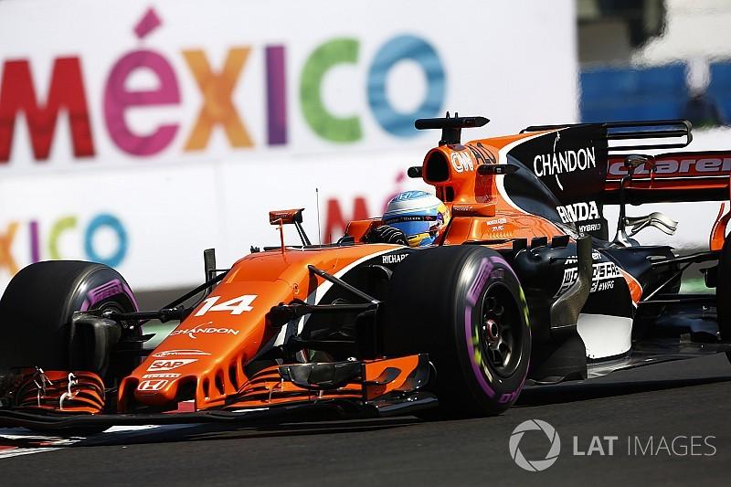 Алонсо назвал McLaren лучшей машиной пелотона
