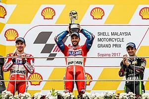 MotoGP Fotostrecke Alle MotoGP-Sieger des GP Malaysia in Sepang seit 2002