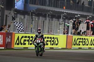 World Superbike Race report Qatar WSBK: Rea takes dominant 15th win of 2017