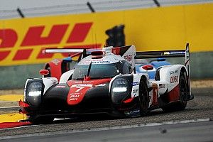 Toyota targets beating Porsche's 2017 victory tally