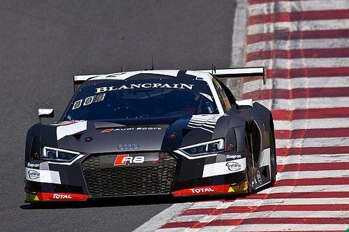 Nurburgring, Libere 1: Dries Vanthoor e l'Audi subito in cima alla lista dei tempi