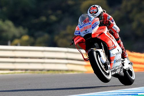 Ducati in Jerez: Aufwärtstrend bei Lorenzo, Dovizioso mit Sinneswandel