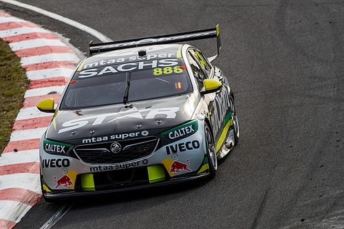 Tasmania Supercars: Lowndes ends pole drought