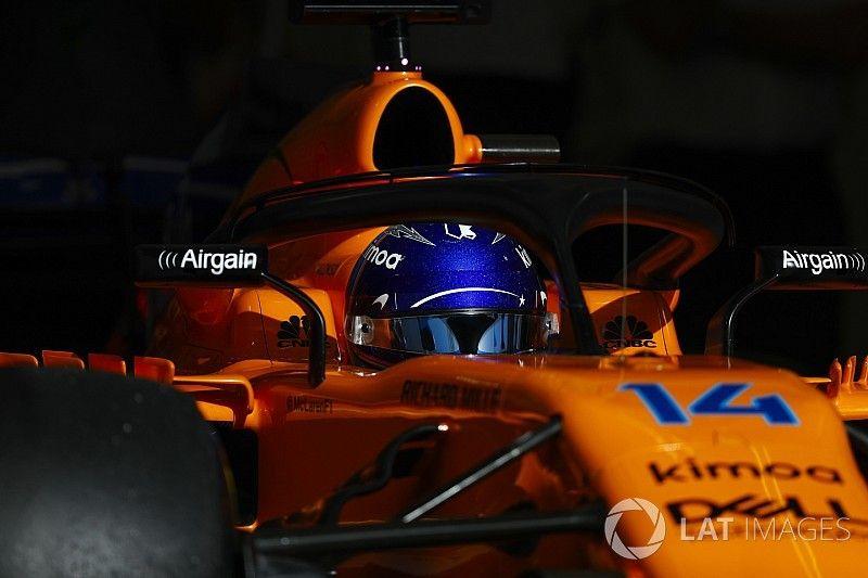 McLaren 'verbijsterd' door gebrek aan snelheid in kwalificatie Bahrein