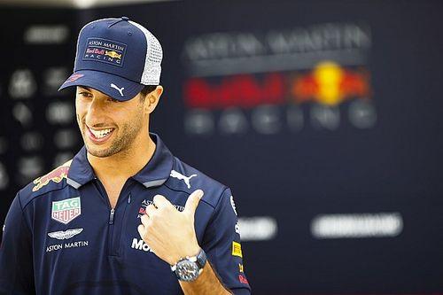 """Daniel Ricciardo vor Schanghai: """"Wir können gewinnen"""""""