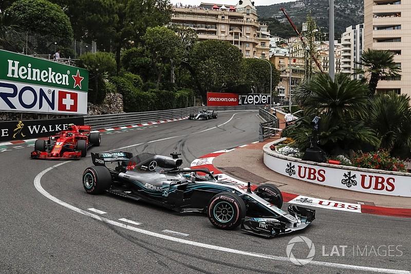 """Hamilton roept op: """"Format GP van Monaco moet veranderen"""""""