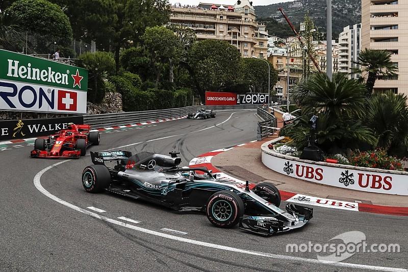 """Hamilton sugere que GP de Mônaco tenha """"diferente formato"""""""