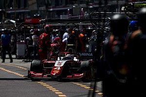 Quand les leaders s'accrochent dans les stands à Monaco