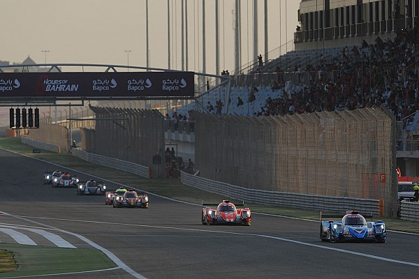 WEC Breaking news Dunlop loses tyre monopoly of WEC's LMP2 class