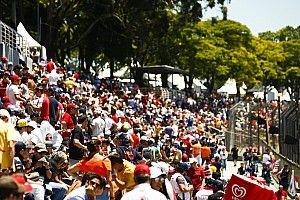 La F1 aumentó el número de espectadores en los circuitos en 2017
