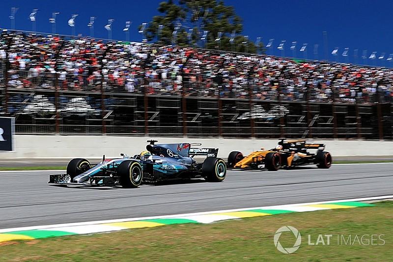 """Hätte sonst gewonnen"": Lewis Hamilton hadert trotz Aufholjagd mit Crash"
