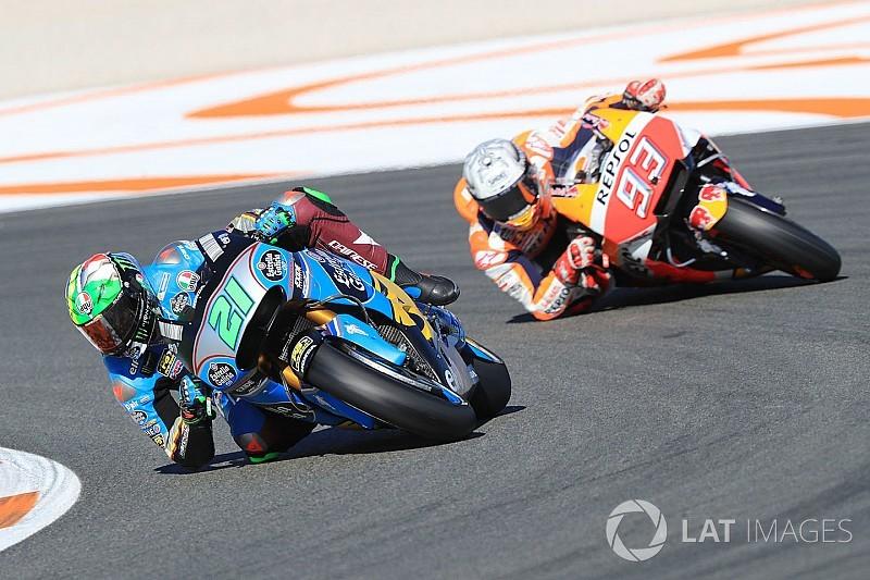 Fotogallery: l'esordio di Franco Morbidelli in MotoGP nei test di Valencia