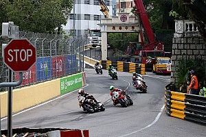 Macao Motorcycle GP 2017: Irwin mit Streckenrekord zur Pole