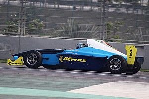 Buddh JK Tyre: Champion Reddy ends season with win