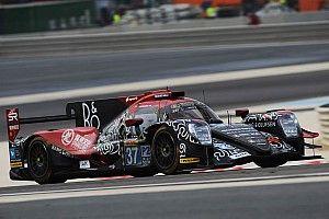 Van Kalmthout test LMP2-wagen in Bahrein