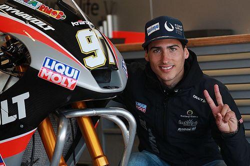 """Vierge: """"Mi sueño es estar luchando por ganar, no por rellenar parrilla en MotoGP"""""""