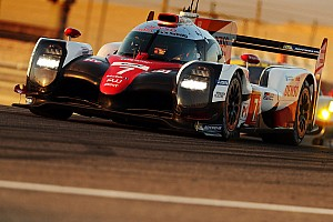 WEC Practice report Bahrain WEC: Toyota tops red-flagged opening practice