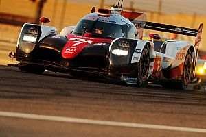Bahrain WEC: Toyota tops red-flagged opening practice