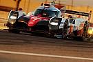 WEC WEC у Бахрейні: Toyota найшвидша у зупиненій червоними прапорами практиці