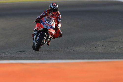 Lorenzo vê Ducati atrás de rivais em moto de 2018