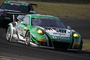 D'station Porsche、1分差のギャップを逆転し今季初優勝