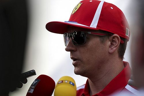 Ferrari acertou ao trocar o câmbio, diz Raikkonen