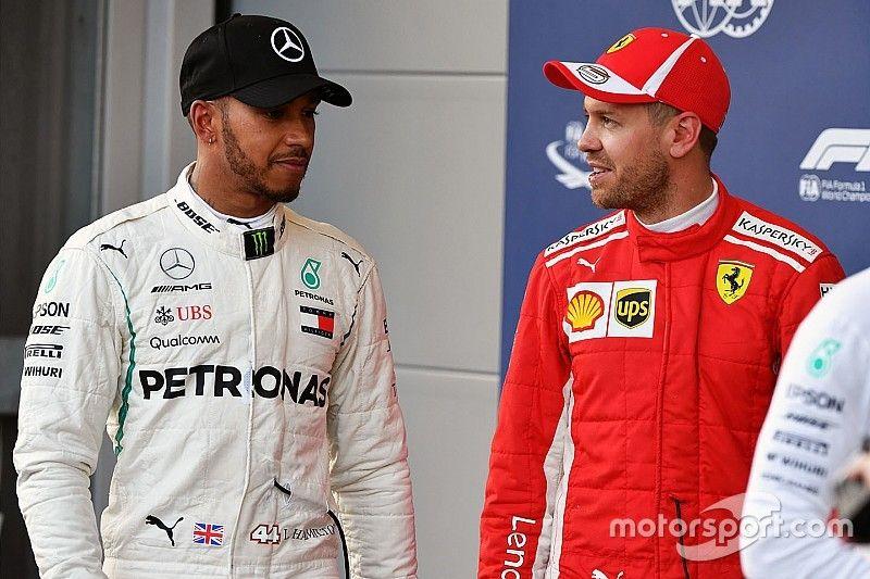 Verbeterde power unit voor Hamilton en Vettel op Spa