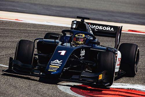 Markelov vence corrida 2 da F2 no Bahrein; Sette Camara é 3º