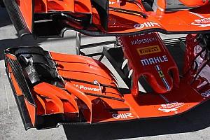 Les nouveautés techniques sur les F1 à Melbourne