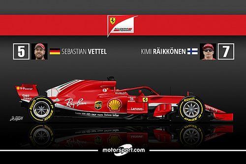 Guide F1 2018 - L'empire Ferrari contre-attaque