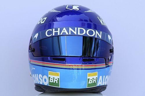 GALERIA: Confira os capacetes dos pilotos da F1 em 2018