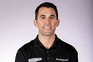 """Aric Almirola on move to SHR: """"I want the pressure"""""""