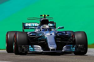 Formule 1 Résumé d'essais libres EL3 - Bottas emmène un quatuor très serré