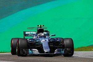 F1ブラジルGP FP3速報:ボッタス首位。ハミルトンは0.003秒差で2番手