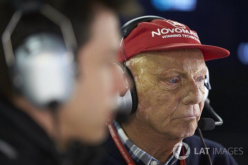 """Lauda: """"Ferrari con la macchina migliore e un pilota fantastico come Seb"""""""