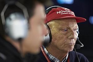 Formule 1-legende Lauda ontslagen uit ziekenhuis