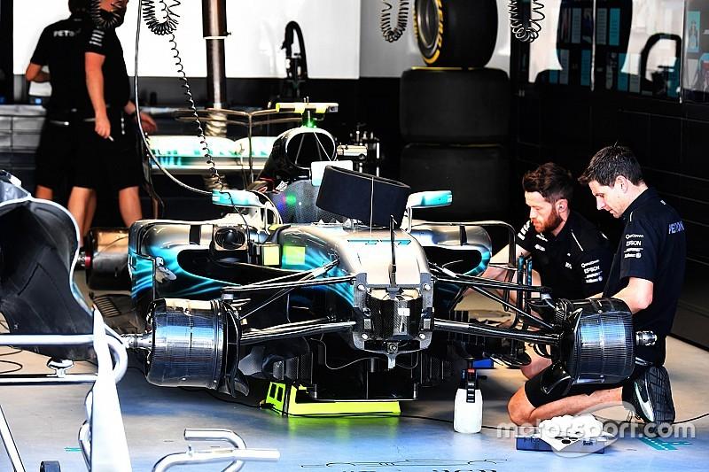 GALERÍA TÉCNICA: actualizaciones para el GP Brasil