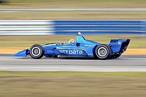 Jones feeling both pressure and confidence at Ganassi