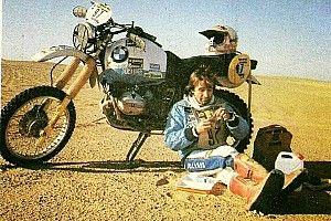 Los 40 años de Dakar de... el pionero Juan Porcar