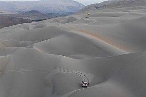 El Dakar cancela sus primeros kilómetros por niebla