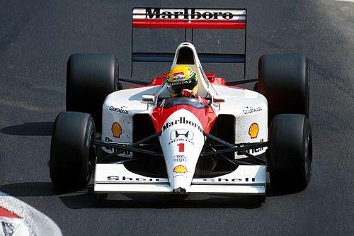 Gat in hek op Silverstone bracht Horner naar Senna en Mansell