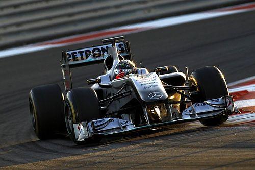 Quand Villeneuve promettait un retour facile à Schumacher