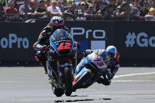 Fotogallery: Pecco Bagnaia firma la tripletta in Moto2 a Le Mans