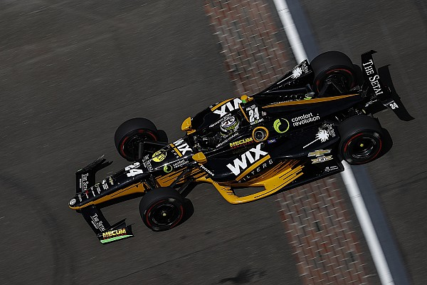 IndyCar Practice report Indy 500: Karam leads extensive race-trim practice