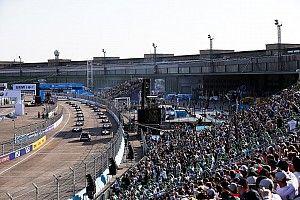Formula E: Berlino inverte il senso della pista per l'ultima gara
