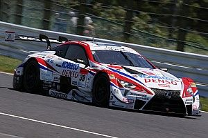 Buriram Super GT: Kovalainen, Kobayashi win three-way thriller