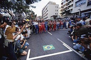 Schumacher első F1-es rajtelsősége és hatodik győzelme, aminek nehéz volt örülni
